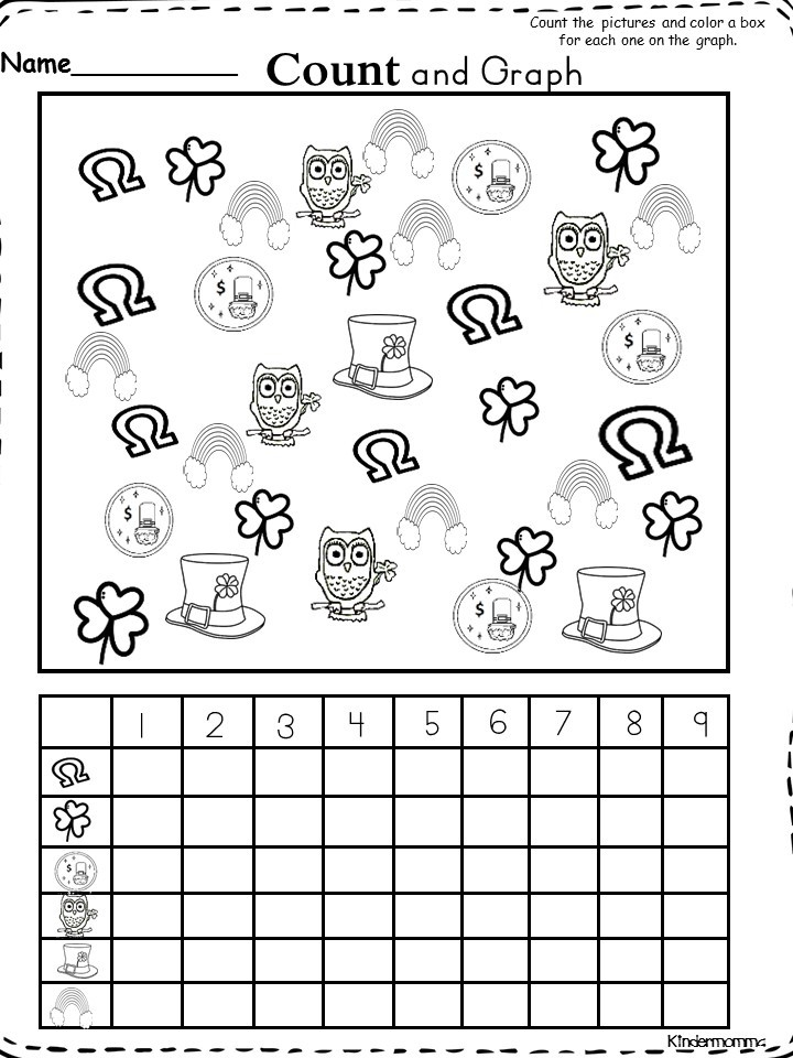Free Math Worksheets Archives - Kindermomma.com